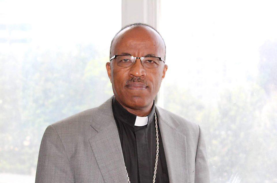 Etiopisk kirkepresident kommer til GF